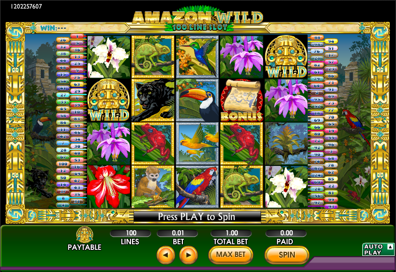 Get Lost In the Amazon Wild in an Online Slots Adventure