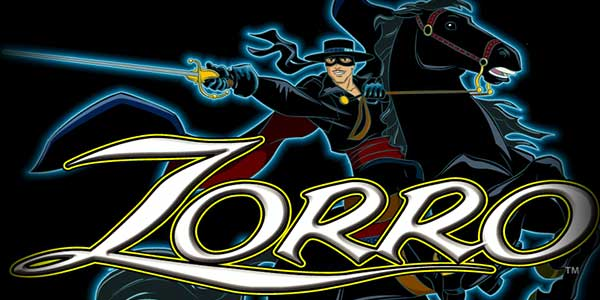 Best Overview Zorro Slot Machine Designed by Aristocrat