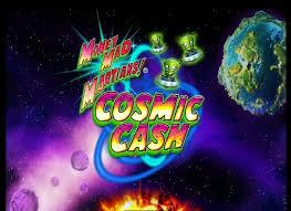 Barcrest Software Money Mad Martians Cosmic Cash Slot
