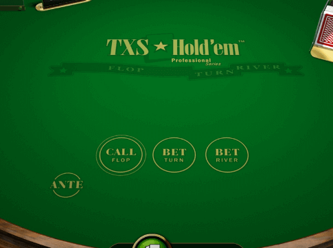 NetEnt's Texas Holdem High Limit in Review